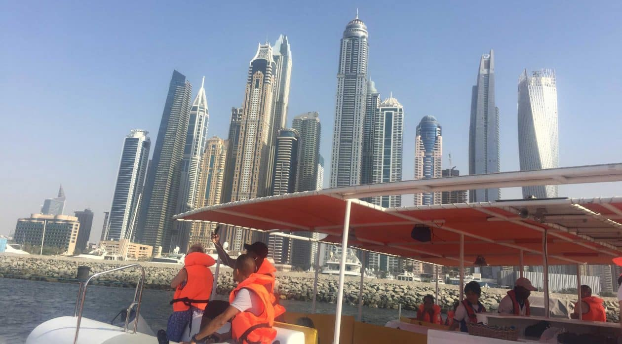 Blog Expatriation Dubai travail