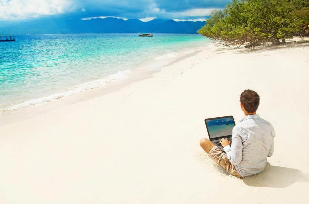 Blog article Digital Nomad