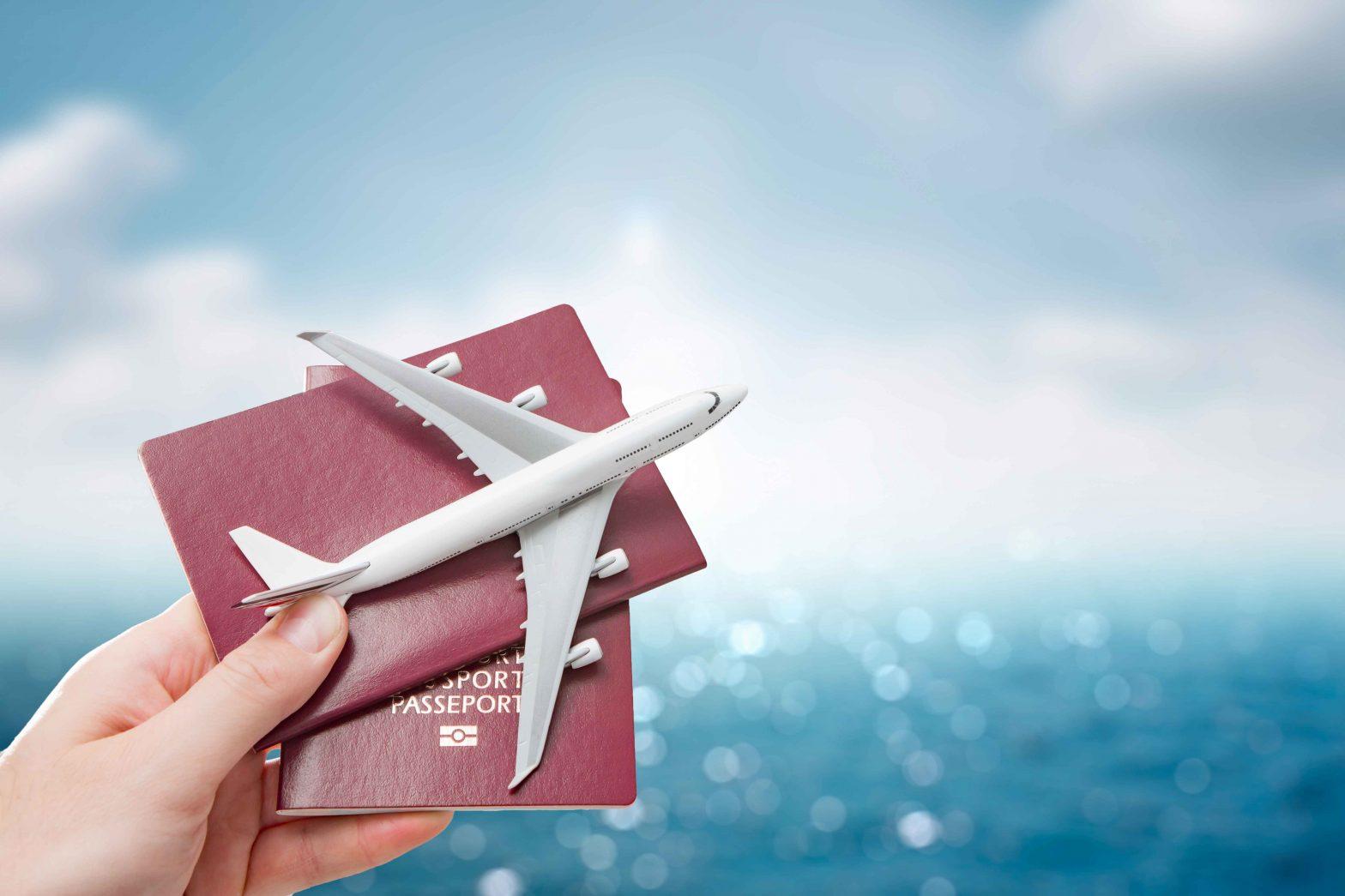 Blog voyage passeport vole